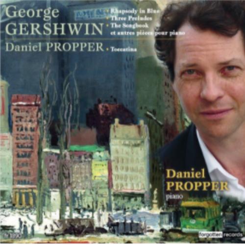 CD George Gershwin Daniel Propper