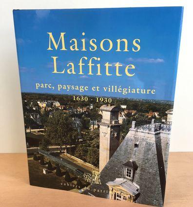 Livre Maisons-Laffitte