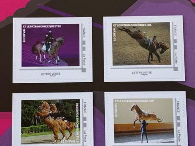 timbre cheval 3
