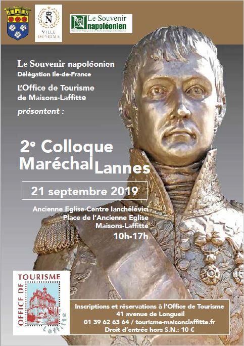 2e Colloque : Maréchal Lannes