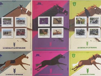 bloc de timbres