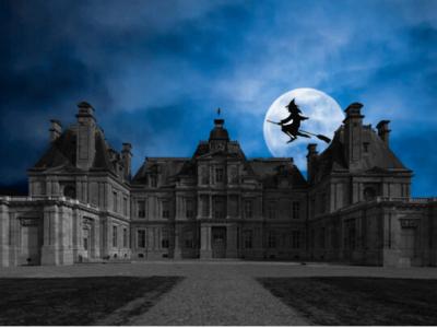chasse au fantome