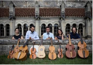 """Concert """"Jean de La Fontaine, une vie d'impertinence"""" au Château de Maisons"""